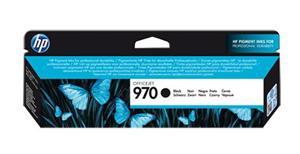 Inkoustová kazeta HP 970 Officejet, černá (CN621AE)