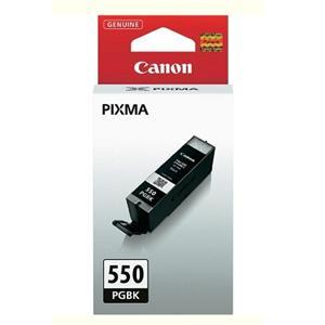 Canon inkoustová cartridge Black PGI-550 PGBk pro MG5450/MG5550/MG6350/MG/6450/ip7250