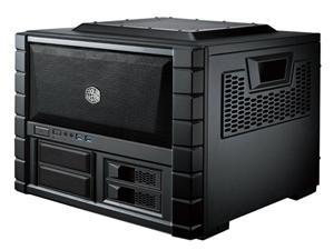 CoolerMaster case minitower HAF XB EVO, ATX,black,bez zdroje
