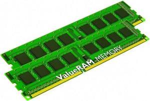8GB (2x4GB Kit) DDR3 1333MHz DIMM Kingston CL9 SR x8