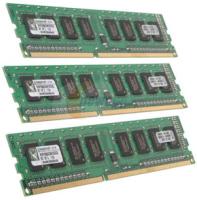 24GB (3x8GB Kit) DDR3 1333MHz DIMM Kingston CL9 SR x8