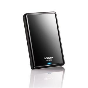 """ADATA HV620 DashDrive 2TB Externí HDD 2.5"""", USB 3.0, černý"""