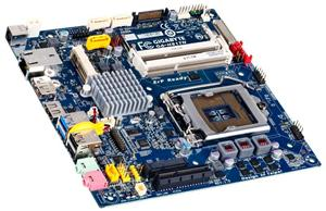 GIGABYTE H81TN 1150/H81,HDMI,DP,Gbe,8CH,PCI-e 4x,mini PCI-e,1xSATA2,2xSATA3,1x,mSATA2xUSB3.0,2xS.O.DIMDDR3/1600,miniATX