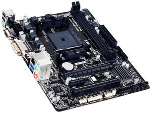 GIGABYTE F2A88XM-DS2 FM2+/A88X,VGA,DVI,Gbe,8CH,PCI-e 16x,4xSATA3/R,4xUSB3.0,2xDDR3/2133,mATX