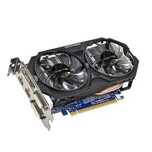 GIGABYTE NVIDIA GeForce GTX750Ti OC/2GB DDR5,128bit,2xDVI,2xHDMI,PCIe 3.0