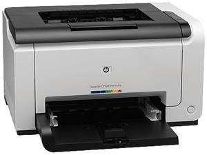 Barevná tiskárna HP LaserJet Pro CP1025nw (A4, 16ppm, USB2.0, LAN, WiFi)