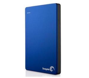 """SEAGATE Backup Plus Portable 1TB, ext. 2.5"""" USB 3.0, kovový, Blue"""