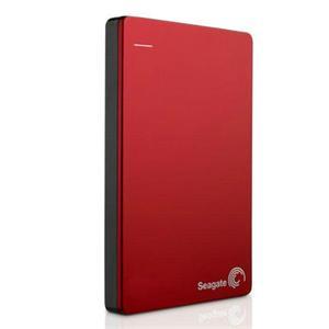 "SEAGATE Backup Plus Portable 1TB, ext. 2.5"" USB 3.0, kovový, Red"