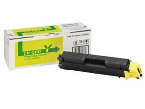 Kyocera toner TK-580Y Žlutý pro FS- C5150DN