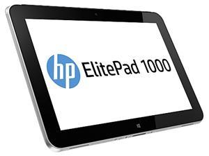 """HP ElitePad 1000 G2 Z3795/ 4GB/ 128GB/ 10.1""""/ 1920x1200/ 2x CAM/ WF/ BT4.0/ W8.1PRO"""