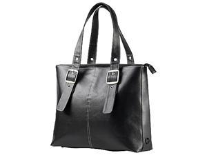"HP dámská kožená taška na notebook (15.6"" Black)"