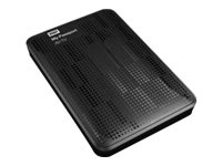 "WD MY PASSPORT 500GB AV-TV 2.5"" Black, USB 3.0"