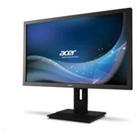"21.5"" ACER B226HQLAymidr, 1920x1080, 100M:1, 8ms, HDMI, DVI, pivot, repro, LCD, VA LED, DarkGrey"