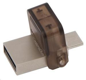 32GB Flash Disk USB 2.0/Micro USB Kingston DataTraveler MicroDuo, OTG