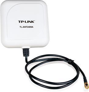 TP-LINK TL-ANT2409A, 2.4 GHz wifi směrová panelová anténa 9dBi, indoor, + 1m RP-SMA kabel