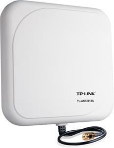 TP-LINK TL-ANT2414A, 2.4 GHz wifi směrová panelová anténa 12dBi, indoor, + 1m RP-SMA kabel