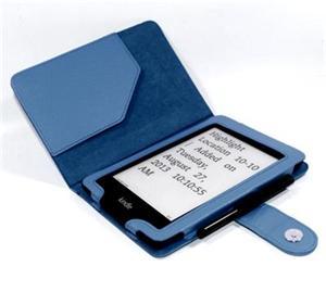 C-TECH pouzdro Kindle Paperwhite Wake/Sleep, modré