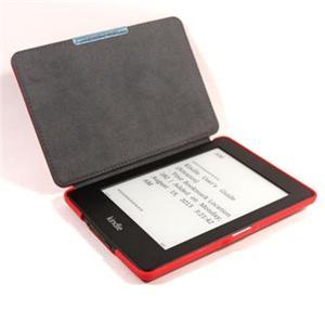 C-TECH pouzdro Kindle Paperwhite hardcover,červené