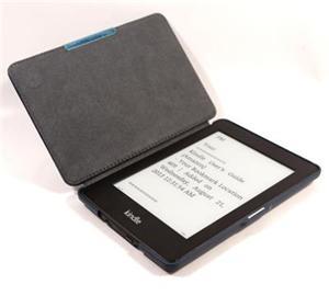 C-TECH pouzdro Kindle Paperwhite hardcover, modré