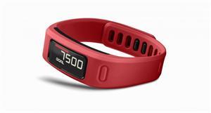 Garmin Vivofit Red, monitorovací náramek/hodinky