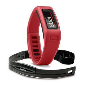 Garmin Vivofit Red HR, monitorovací náramek/hodinky