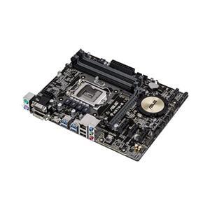 ASUS H97M-E 1150/H97,VGA,DVI,HDMI,Gbe,8CH,PCI-e 3.0/16,4xSATA3/R,1xM.2 Sock,6xUSB3.0,DDR3/1600,mATX