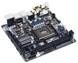 GIGABYTE H97N-WIFI 1150/H97,DVI,HDMI,DP,WiFi,BT,2xGbe,8CH,PCI-e x16,6xSATA3/R,6xUSB3.0,DDR3/1600,miniATX