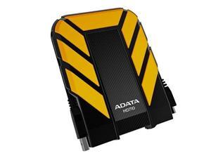 """ADATA HD710 1TB Externí HDD 2.5"""", USB 3.0, nárazu/vodě-odolný, žlutý"""