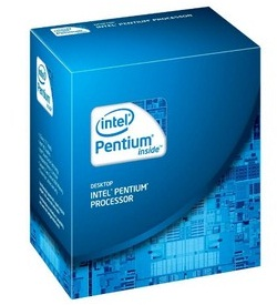 INTEL Pentium Dual-Core G3460-3.5GHz/3M, LGA1150, Haswell 22nm, 53W, BOX