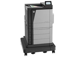 Tiskárna HP LaserJet Enterprise 600 color M651xh (A4, 42 ppm, USB, Ethernet, Duplex, Tray, HDD)