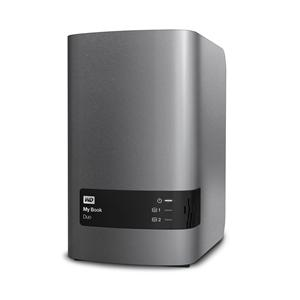 "WD My Book Duo 4TB (2x2TB) Ext. 3.5"",USB3.0, RAID 0/1"