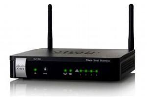 Cisco RV 110W WiFi N VPN Firewall, RV110W-E-G5-K9