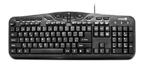 CONNECT IT CI-81 multimediální klávesnice ,USB