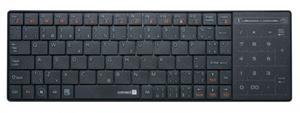 CONNECT IT CI-210 klávesnice bezdrátová s touchpadem, USB