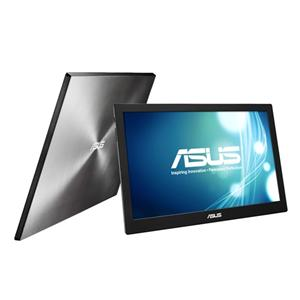 "15.6"" ASUS LCD MB168B, Wide 1366x768, 11ms, 200cdm2, 5V/5W, USB3.0"