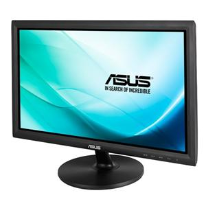 "20"" ASUS LCD VT207N,Wide,1600x900,touch,5ms,250cd,10M:1,DVI"