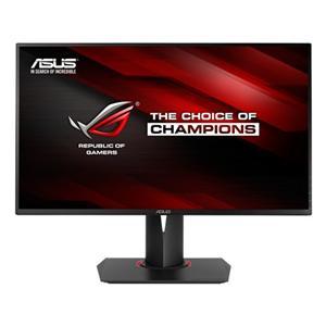 "27"" ASUS LCD PG278Q,WQHD 2560x1440,DP,1ms,350cd/m2,pivot,USB3.0 hub,černá"