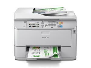 EPSON WorkForce Pro WF-5620DWF/ A4/ 4800x1200/ 4 barvy/ ADF/ Duplex/ LCD/ Fax/ Síť/ Wi-Fi/ USB