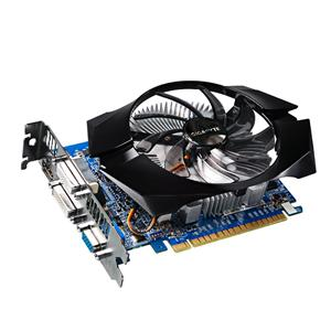 GIGABYTE NVIDIA GeForce GT740 OC/1GB DDR5,128bit,VGA,DVI,HDMI,PCIe 2.0