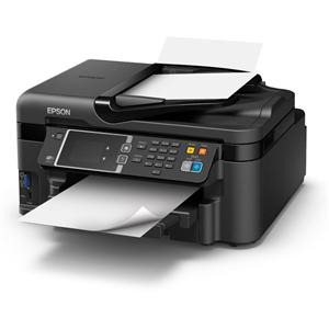 EPSON WorkForce WF-3620DWF/ A4/ 4800x2400/ 4 barvy/ LCD/ ADF/ Fax/ Wi-Fi/ Síť/ USB Duplex