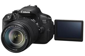 "Canon EOS 700D/ 18MPix/ 3"" Touch LCD/ Zrcadlovka/ FULL HD video/ HDMI/ + 18-135mm STM"