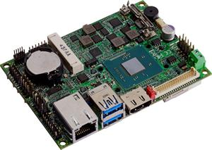 Commell LP-173E,Intel Atom E3845,VGA,LVDS,Gbe,SATAII,USB3.0,PCIe mini card/mSATA,COM,SO-DIMM DDR3,pico-ITX