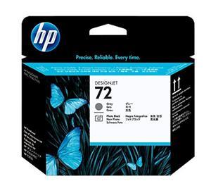 HP 72 Šedá a fotografická černá tisková hlava (C9380A)
