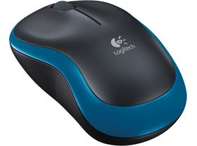 Logitech Wireless Mouse M185 modrá