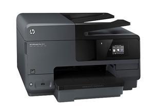 Multifunkční zařízení HP Officejet Pro 8610 e-All-in-One (A4, 19/14 ppm, USB 2.0, LAN, Wi-Fi), Duplex