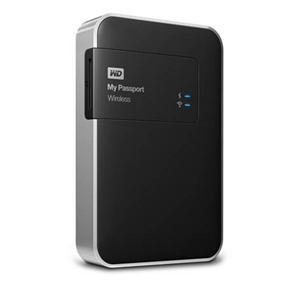"WD My Passport Wireless 1TB Ext. 2.5"" USB3.0, SD slot"