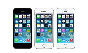 Mobilní telefon Apple iPhone 5S 16GB - šedý