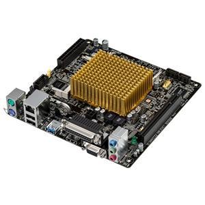 ASUS J1800I-A Celeron J1800,LPT,VGA,HDMI,Gbe,8CH,PCI,2xSATA,USB3.0,2xS.O.DIMM DDR3L/1333,miniITX