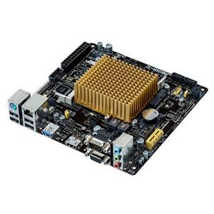 ASUS J1800I-C Celeron J1800,VGA,HDMI,Gbe,8CH,miniPCIe,PCIe1x,2xSATA,USB3.0,2xS.O.DIMM DDR3L/1333,miniITX