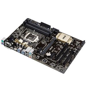 ASUS Z97-P 1150/Z97,VGA,DVI,HDMI,Gbe,8CH,2xPCI-e 3.0/16/4,4xSATA3/R,1xM.2 Sock,6xUSB3.0,DDR3/3200,ATX